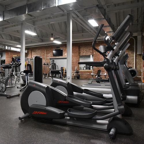 Elliptical at Trinity Fitness